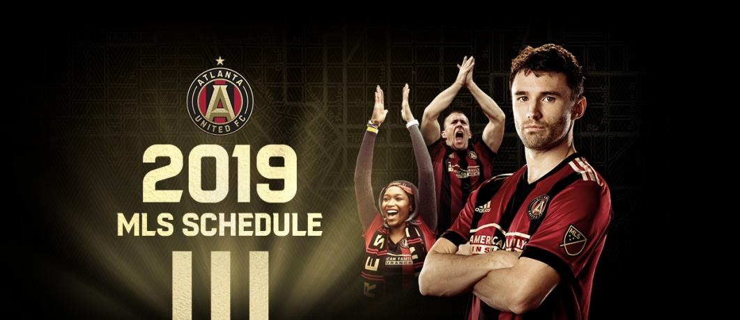 RSC at Atlanta United - Sunday, Oct. 6 - SAVE THE DATE!